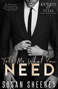 Tell Me What You Need cover