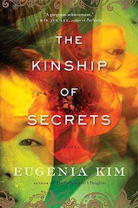The Kinship of Secrets by Eugenia Kim book cover