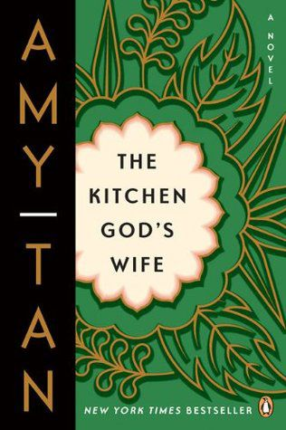 the kitchen god's wife by amy tan cover