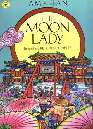 the moon lady by amy tan cover