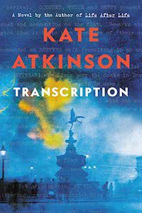 Transcription by Kate Atkinson book cover