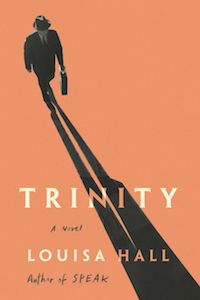 Trinity by Louisa Hall book cover