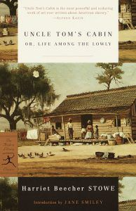 uncle tom's cabin by harriet beecher stowe cover image
