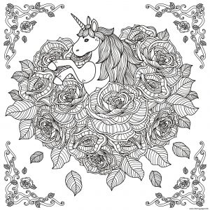 6 Absolutely Magical Unicorn Coloring Books For Your Inner Child