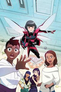 unstoppable wasp marvel issue 1