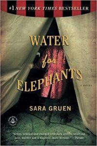 water for elephants by sarah gruen