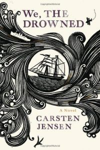 cover for we the drowned by carsten jensen