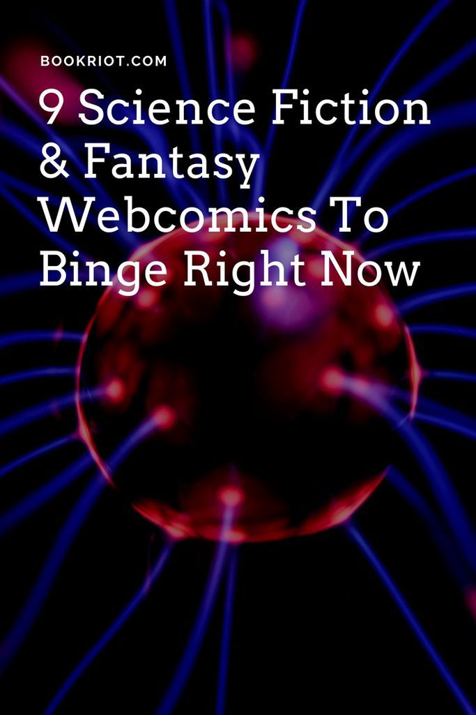 Binge these great science fiction and fantasy comics right now. webcomics   great webcomics   science fiction webcomics   fantasy webcomics