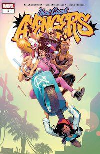 west coast avengers issue 1
