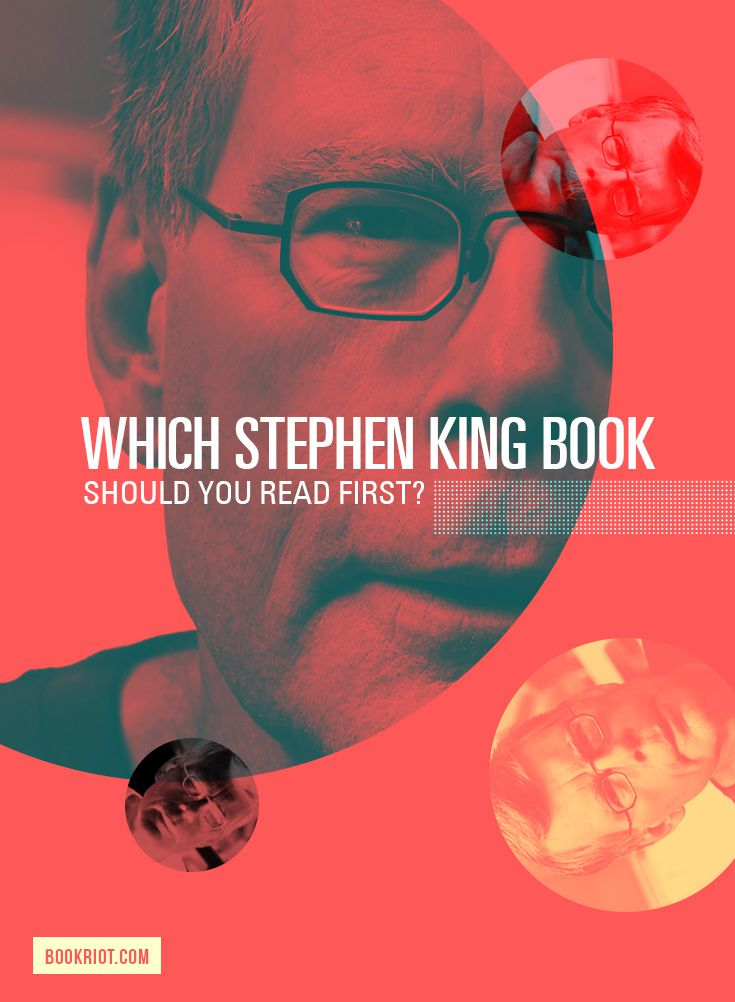 which stephen king book should I read first