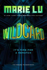 Wildcard from 21 Books To Add To Your Fall TBR | bookriot.com