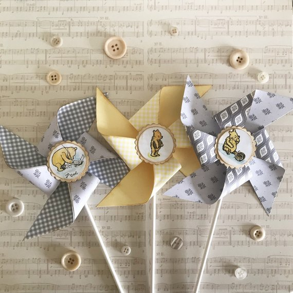f47bb43089b4 How To Create The Most Adorable Winnie the Pooh Baby Shower