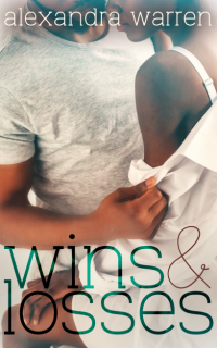 cover of WINS & LOSSES by Alexandra Warren