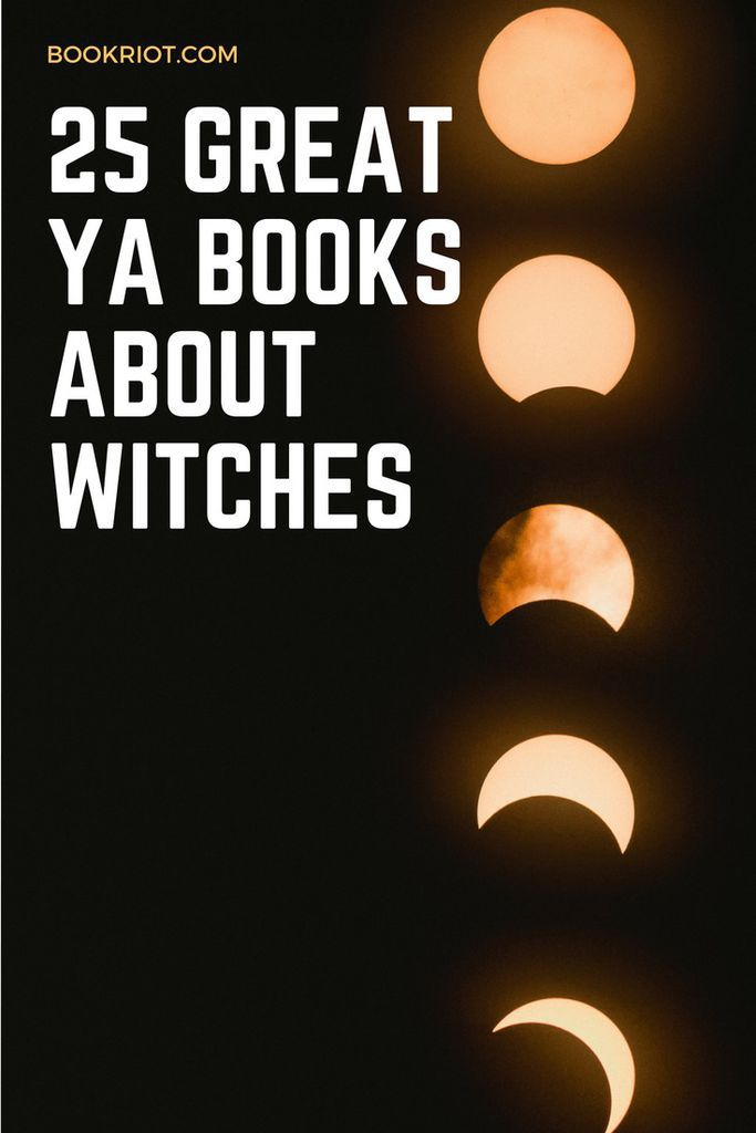 25 must-read YA books about witches #YALit YA books | YA Books about Witches | Witch books | YA book lists | book lists | book lists with witches | witchy books | witchy ya books | horror books