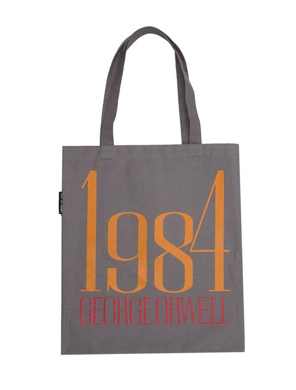 1984 por la bolsa de asas de George Orwell