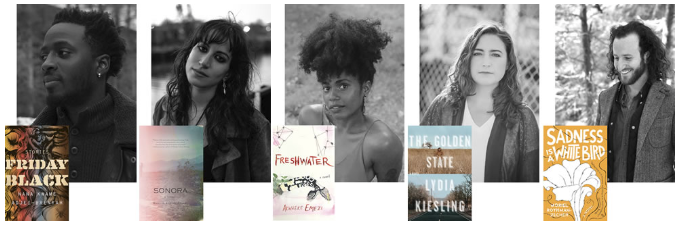2018 5 Under 35 Honorees - Book Riot