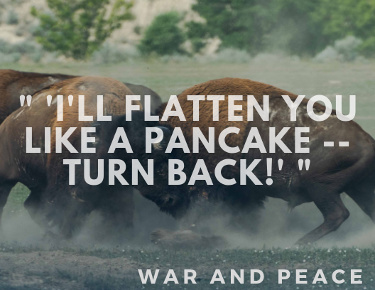 35 WAR AND PEACE Quotes (So You Can Say You've Read It)
