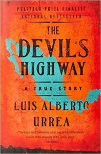 The Devil's Highway Book Cover