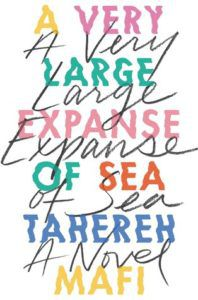 A Very Large Expanse of Sea by Tahereh Mafi cover