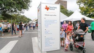 Texas Book Festival Center Image