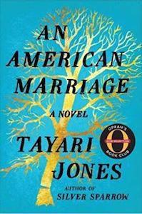 An American Marriage Tayari Jones cover