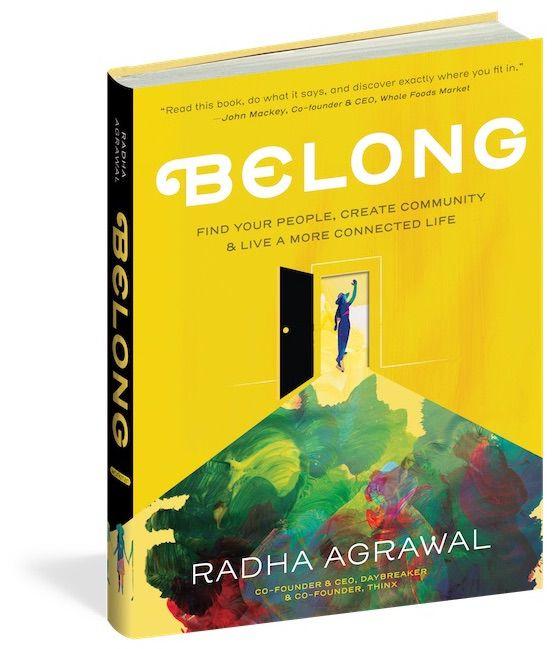 Cover of BELONG