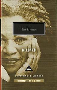 Beloved Toni Morrison cover