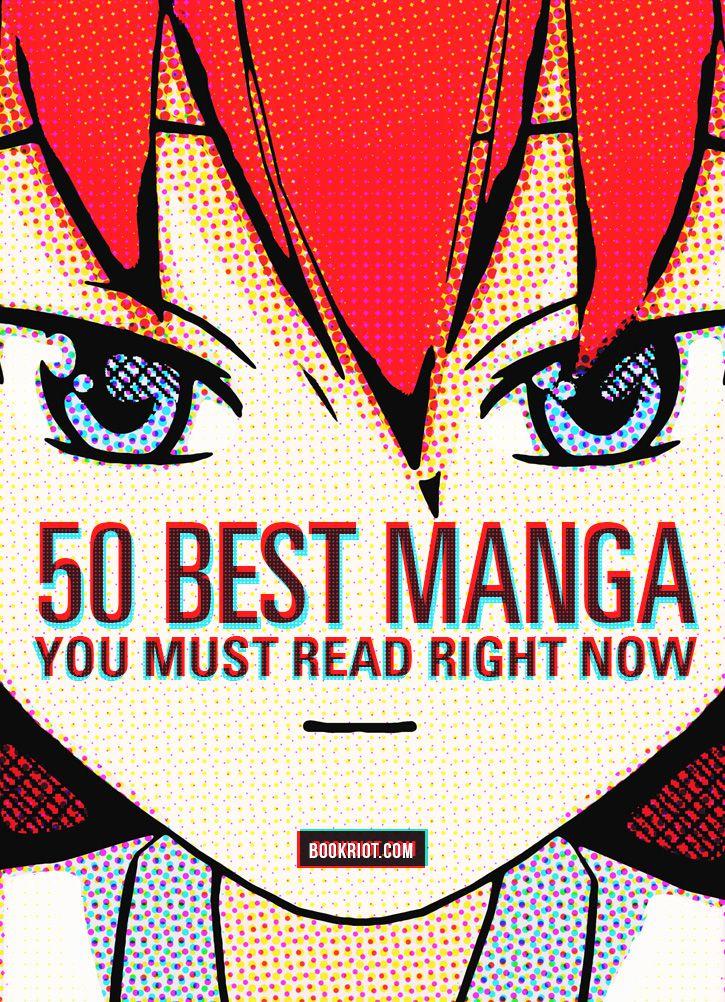 Best Manga Books