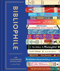 Bibliophile by Jane Mount cover