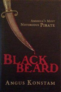 Blackbeard: America's Most Notorious Pirate by Angus Konstam