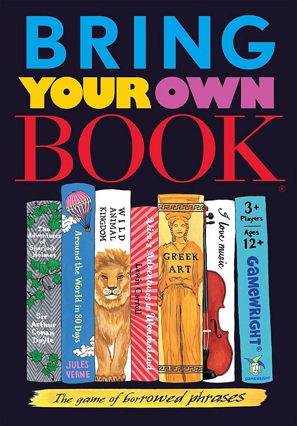 Caja del juego Trae tu propio libro