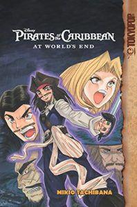 Disney Manga: Pirates of the Caribbean - At World's End by Mikio Tachibana