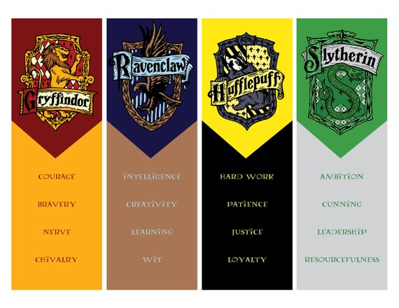 graphic relating to Harry Potter Printable Bookmarks named Obtain Those people Enchanting Do-it-yourself And Printable Harry Potter Bookmarks