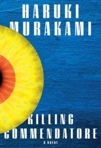 Killing Commendatore by Haruki Murakami cover