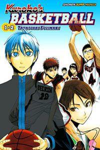 Kuroko's Basketball cover by Tadatoshi Fujimaki