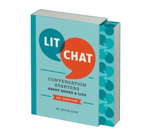 Box Of Lit Chat Cards