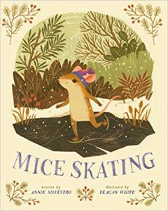 Mice Skating Annie Silvestro