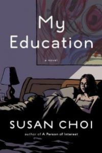 My Education by Susan Choi cover