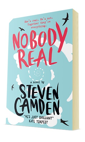 Featured Book Trailer: NOBODY REAL by Steven Camden