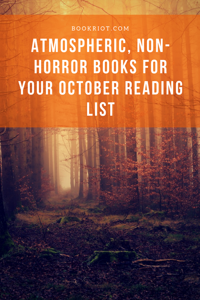 Atmospheric Books to Read in October