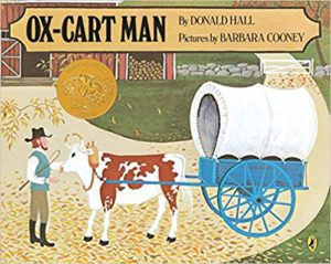 Oxcart Man book cover