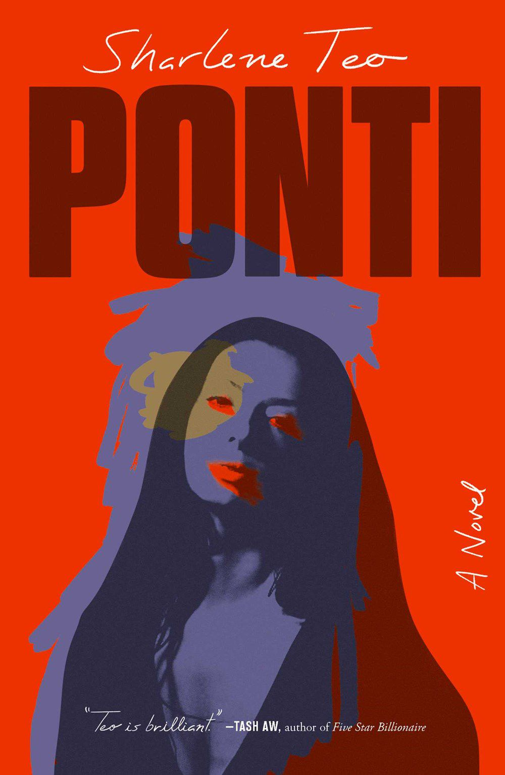 Capa do livro Ponti by Sharlene Teo