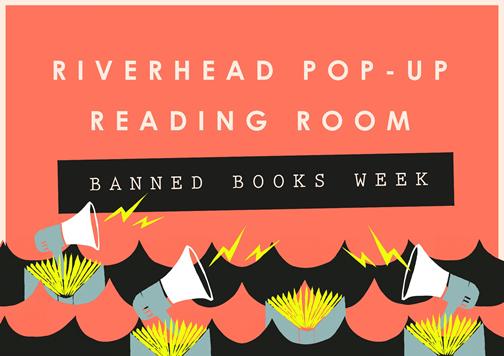 riverhead pop up reading room