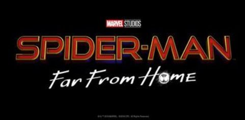 Spider-Man Far From Home Logo