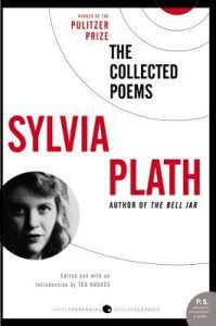 Sylvia Plath Collected Poems Cover