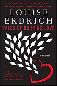Tales of Burning Love Louise Erdrich cover