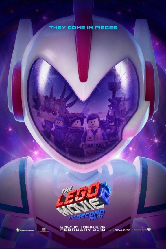 The Lego Movie 2 The Second Part Poster