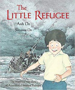 The Little Refugee by Ahn Do