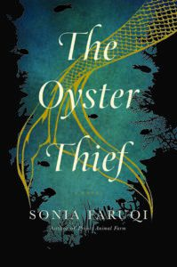 The Oyster Thief by Sonia Faruqi cover