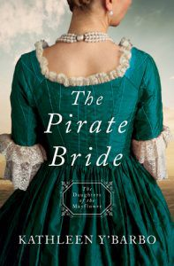 The Pirate Bride (Daughters of the Mayflower #2) by Kathleen Y'Barbo